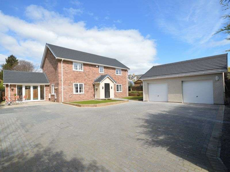 5 Bedrooms Property for sale in 6a Belgrave Close, Abergavenny