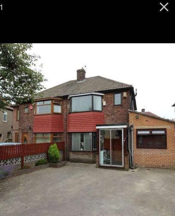 3 Bedrooms Semi Detached House for rent in Mayo Drive, Bradford, BD5