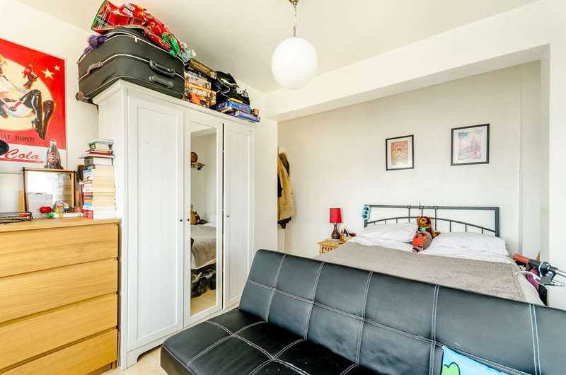2 Bedrooms Flat for sale in Clifton Road, Islington, N1