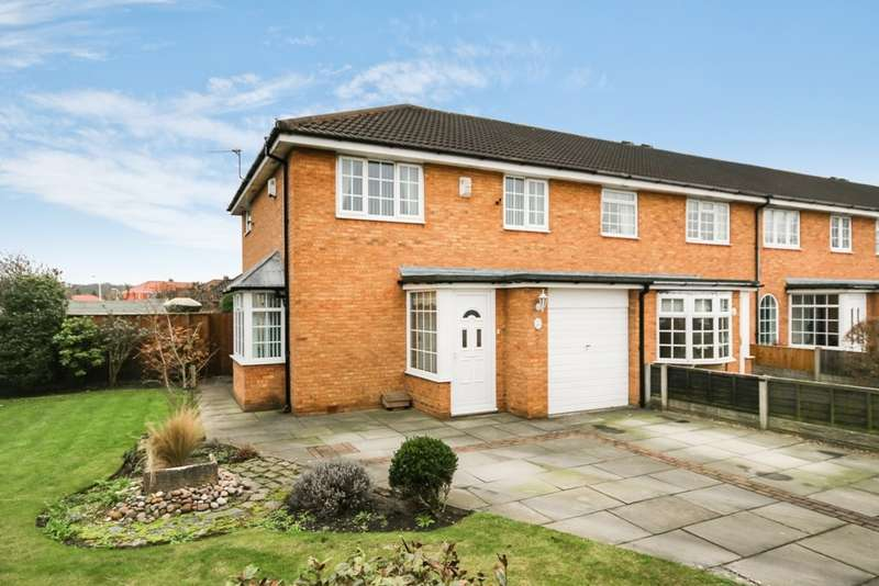 3 Bedrooms Town House for sale in Fylde Road, Marshside, Southport
