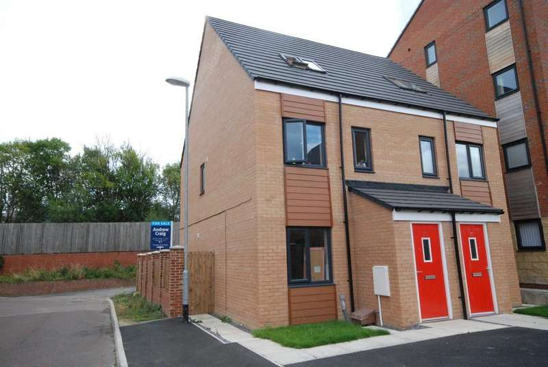 3 Bedrooms Town House for sale in St Nicholas Way, Hebburn