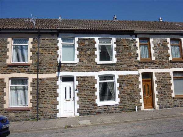 2 Bedrooms Terraced House for rent in Kenry Street, Tonypandy, CF40 1DE