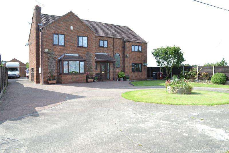 5 Bedrooms Detached House for sale in Southfield Road, Winterton