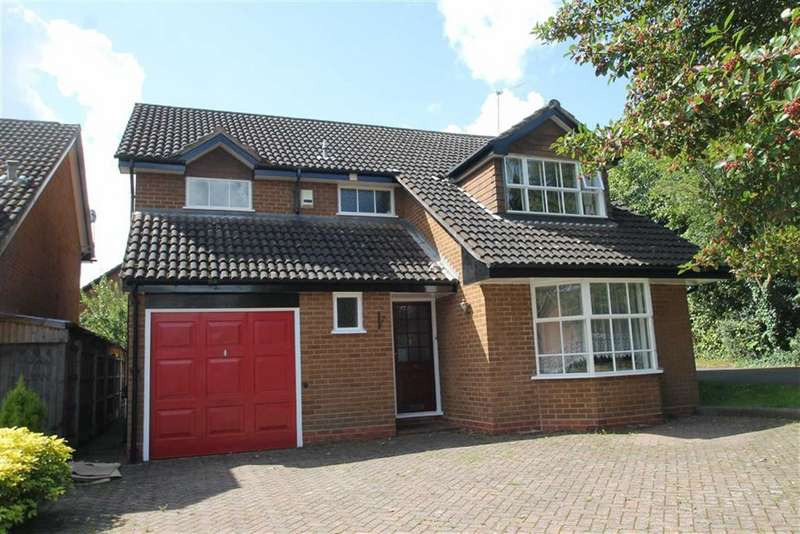 4 Bedrooms Detached House for sale in Pavenham Drive, Edgbaston