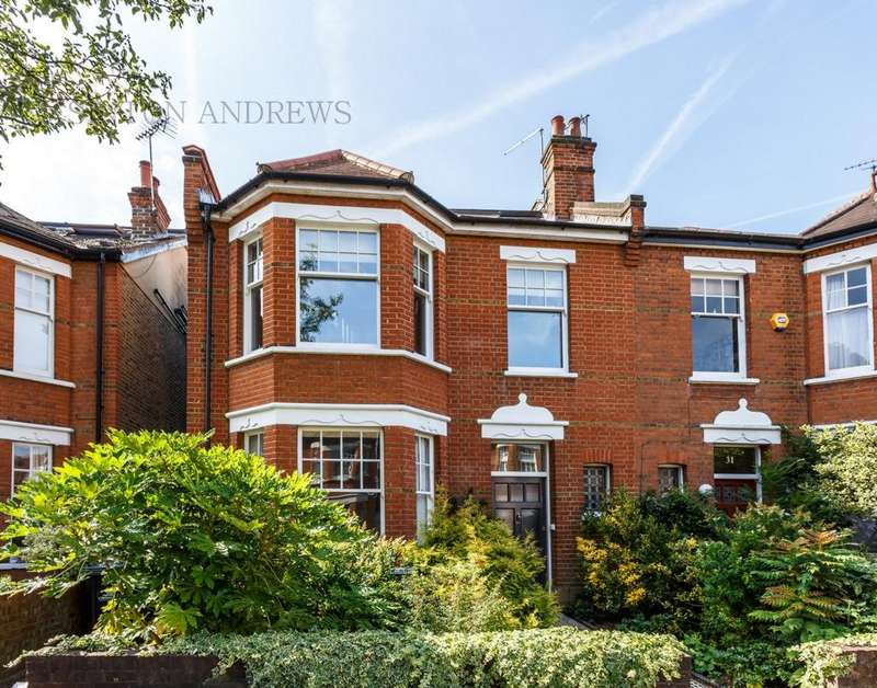 5 Bedrooms House for sale in Webster Gardens, Ealing, W5