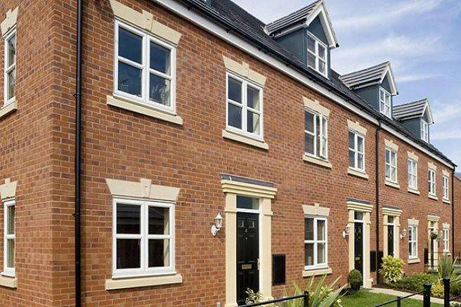 3 Bedrooms Mews House for sale in The Meadows, Sandymoor