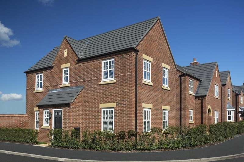 3 Bedrooms Mews House for sale in Shepherds Fold, Preston Brook