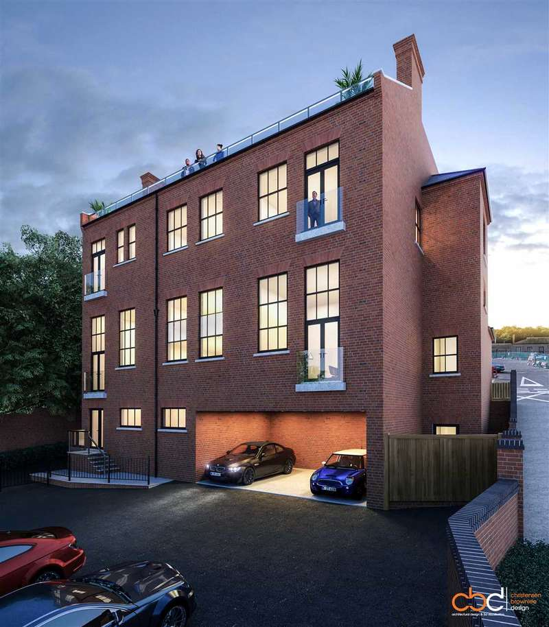 3 Bedrooms Apartment Flat for sale in Wentworth House, Burrell Road, Ipswich, Suffolk
