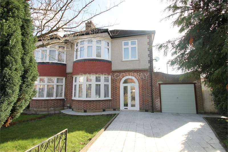 3 Bedrooms Semi Detached House for rent in Ringwood Way, N21