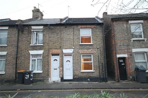 3 Bedrooms End Of Terrace House for sale in Battison Street, Bedford