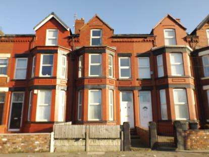 2 Bedrooms Flat for sale in Stanley Road, Bootle, Liverpool, Merseyside, L20