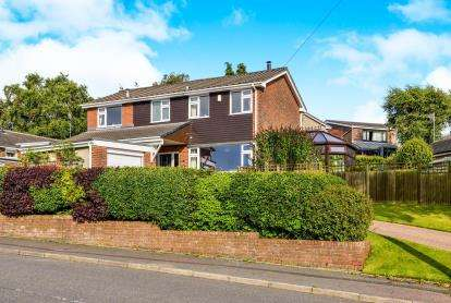 5 Bedrooms Detached House for sale in Kempton Road, Lancaster, LA1