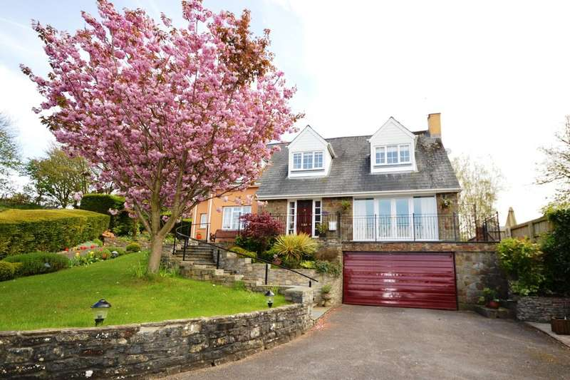 4 Bedrooms Detached House for sale in The Paddocks, Aberthin Road, Cowbridge, Vale of Glamrogan, CF71 7EJ
