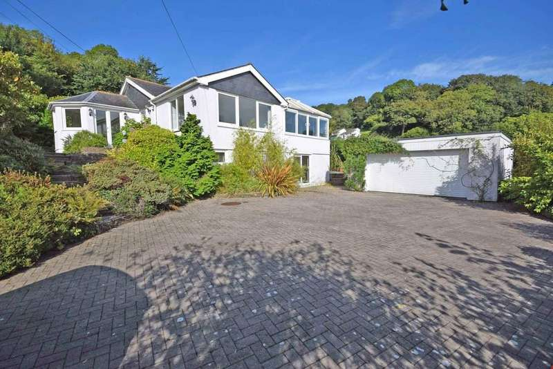 3 Bedrooms Detached House for sale in Golant, Nr. Fowey, Cornwall, PL23