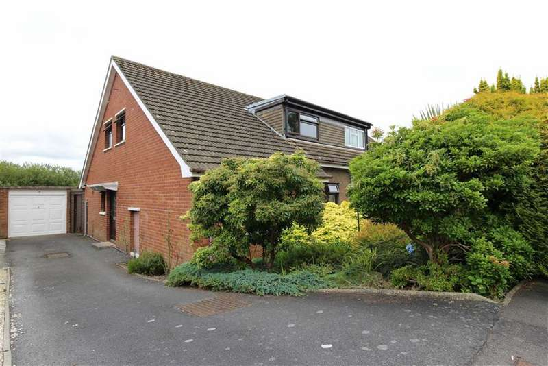 3 Bedrooms Semi Detached House for sale in Erw Goch, Waunfawr, Aberystwyth