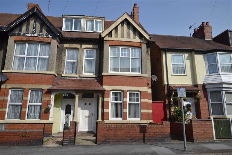 5 Bedrooms End Of Terrace House for sale in Richmond Street, Bridlington, YO15