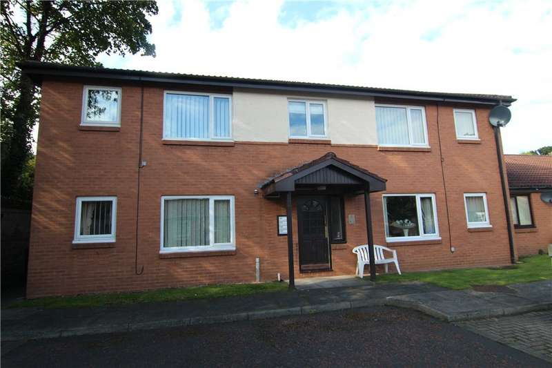 2 Bedrooms Apartment Flat for sale in Hollydene, Rowlands Gill, Tyne and Wear, NE39
