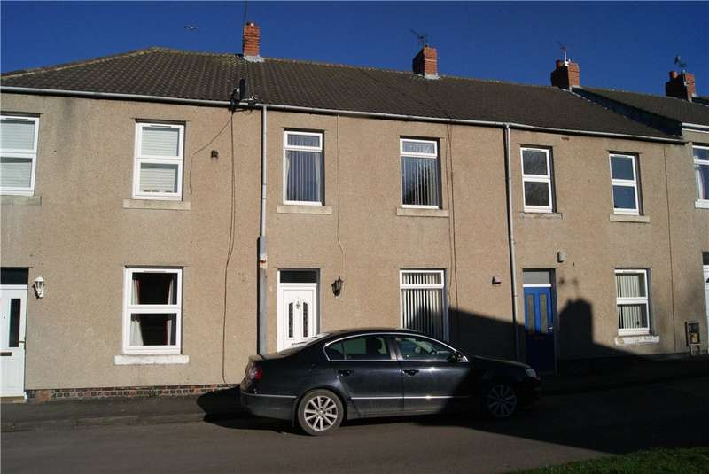 3 Bedrooms Terraced House for sale in Edward Street, Gilesgate, Durham, DH1