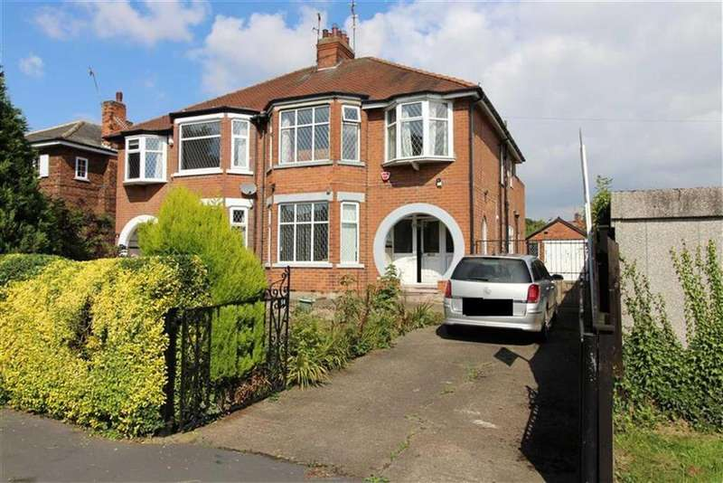 3 Bedrooms Semi Detached House for sale in Saltshouse Road, Hull