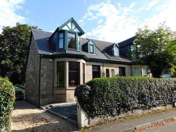 4 Bedrooms Semi-detached Villa House for sale in 9 Firdon Crescent, Old Drumchapel, Glasgow, G15 6QQ
