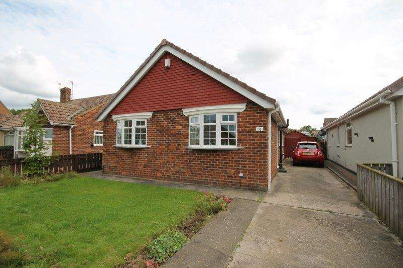 3 Bedrooms Detached Bungalow for sale in Cedar Road, Ormesby, Middlesbrough