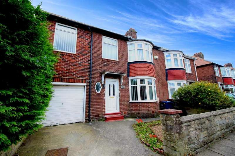 4 Bedrooms House for rent in Martello Gardens, Cochrane park, Newcastle Upon Tyne