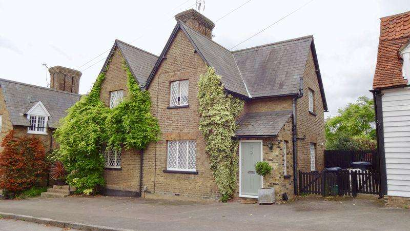 3 Bedrooms Semi Detached House for sale in Churchgate Street, Old Harlow