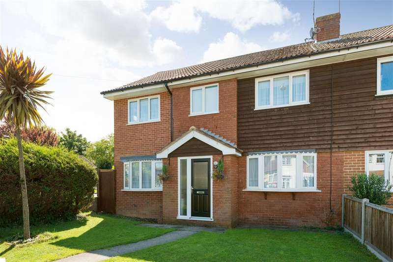 5 Bedrooms Semi Detached House for sale in Herne Bay Road, Swalecliffe, Whitstable