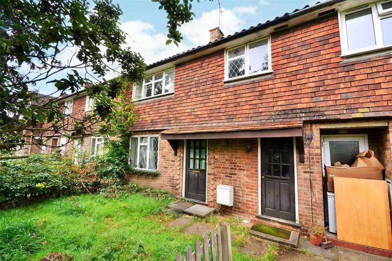 3 Bedrooms Terraced House for sale in Brook Green, Bracknell, Berkshire, RG42