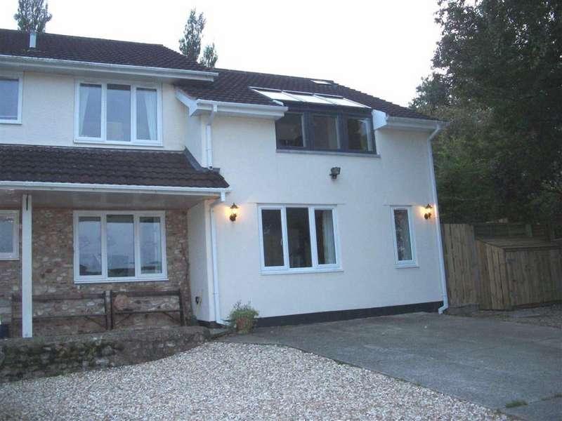 2 Bedrooms Semi Detached House for rent in Axminster, Devon, EX13
