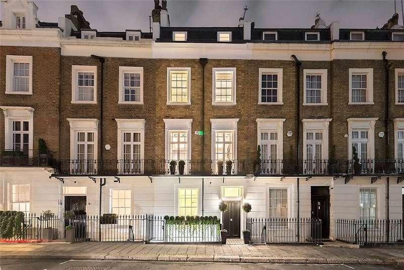 5 Bedrooms Terraced House for sale in Trevor Place, Knightsbridge, London, SW7