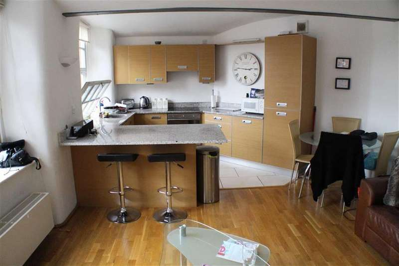 1 Bedroom Flat for sale in Old Sedgwick, Royal Mills, Ancoats