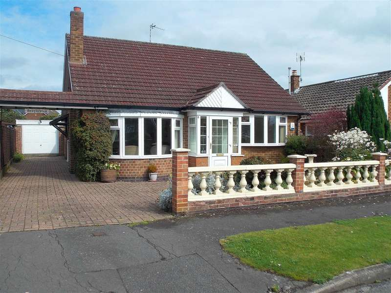 3 Bedrooms Chalet House for sale in Kirkfield Drive, Breaston