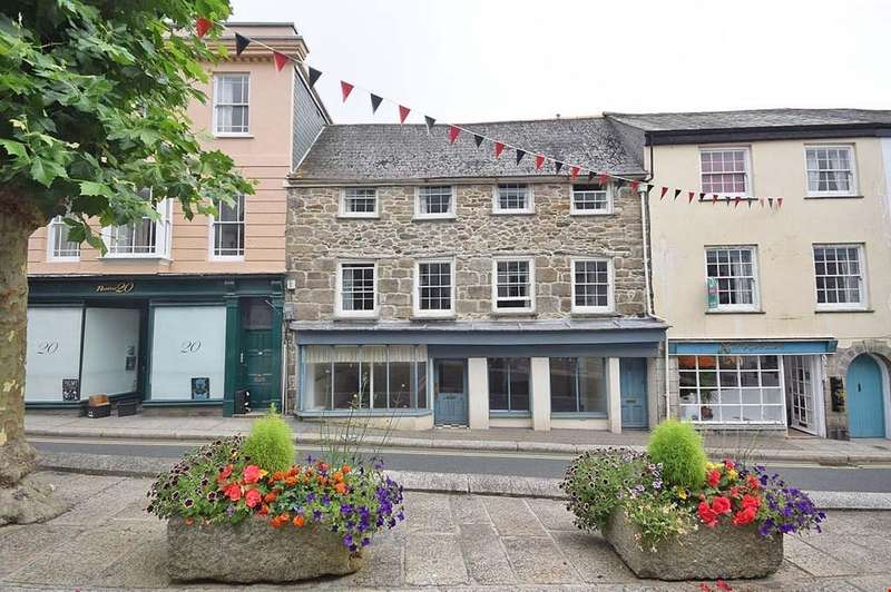 4 Bedrooms House for sale in Penryn, Nr. Falmouth, South Cornwall, TR10