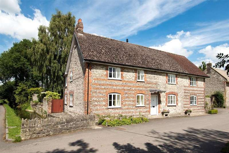4 Bedrooms Detached House for sale in Sydling St Nicholas, Dorchester, Dorset, DT2