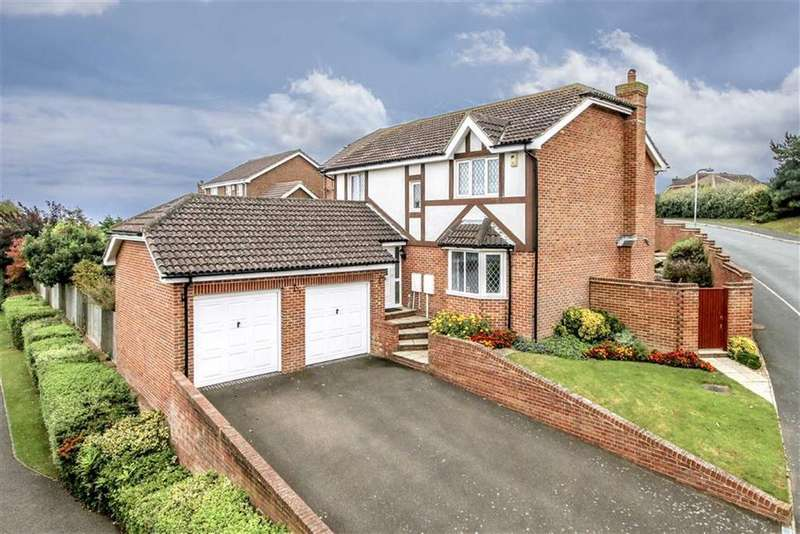 4 Bedrooms Detached House for sale in Clementine Avenue, Seaford
