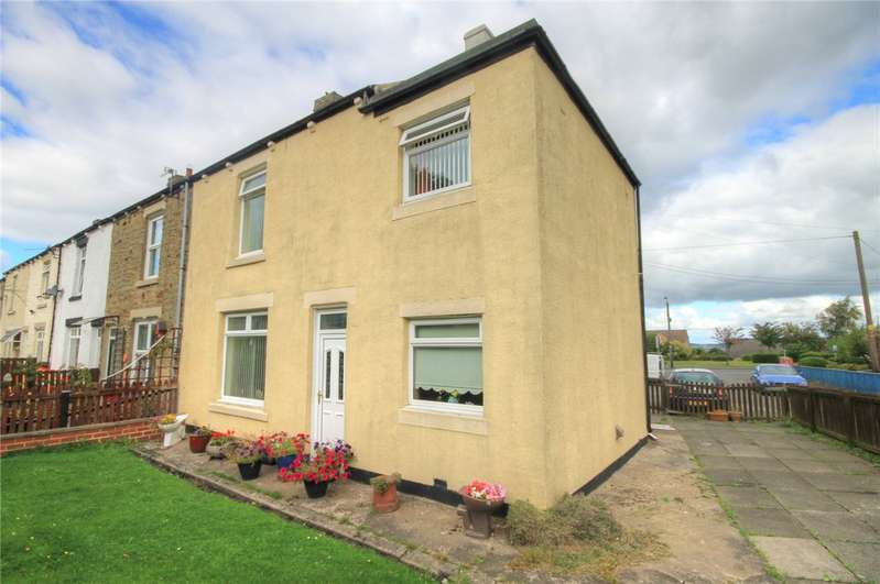 3 Bedrooms End Of Terrace House for sale in St Edmunds Terrace, Dipton, Stanley, DH9
