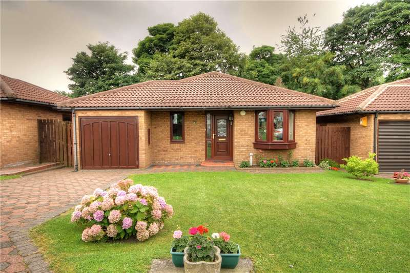 3 Bedrooms Detached Bungalow for sale in Vigodale, Birtley, Chester le Street, DH3