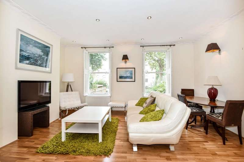 2 Bedrooms Apartment Flat for sale in Kennington Park Road, SE11