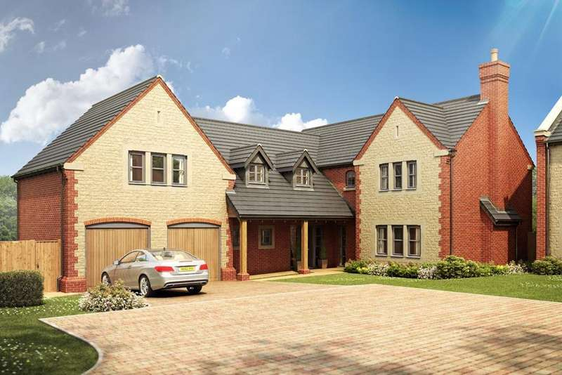 5 Bedrooms Detached House for sale in Plot 5 Bearsted Grange, Main Street, Middle Tysoe