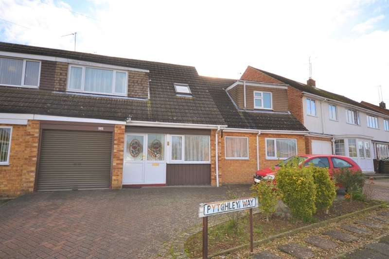 4 Bedrooms Semi Detached House for sale in Pytchley Way, Duston, Northampton, NN5