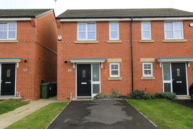 2 Bedrooms Semi Detached House for sale in Waterhouses Street, Audenshaw, Manchester, M34