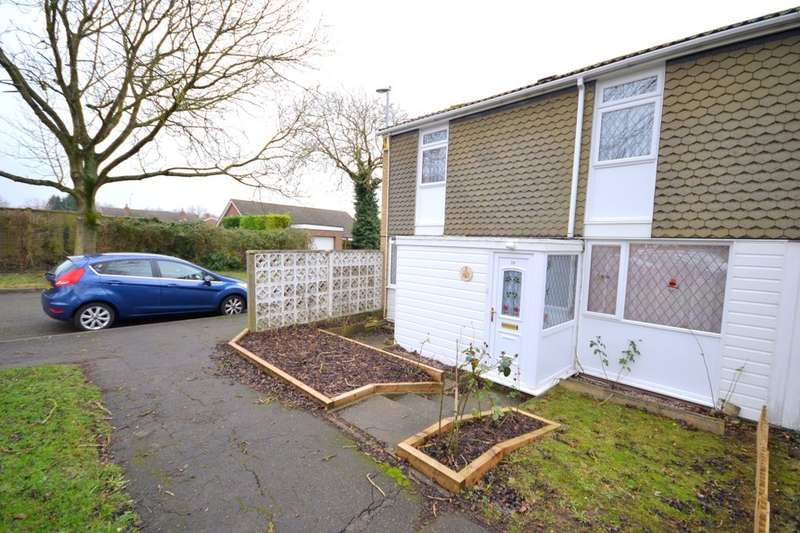 3 Bedrooms Semi Detached House for sale in Keswick Drive, Northampton, NN3
