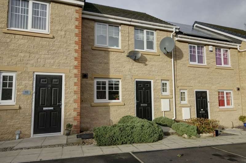 2 Bedrooms Property for sale in Donnington Place, Moorside, Consett, DH8