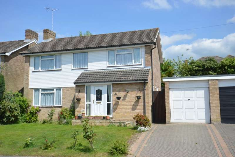 5 Bedrooms Detached House for sale in Milton Crescent, East Grinstead, RH19