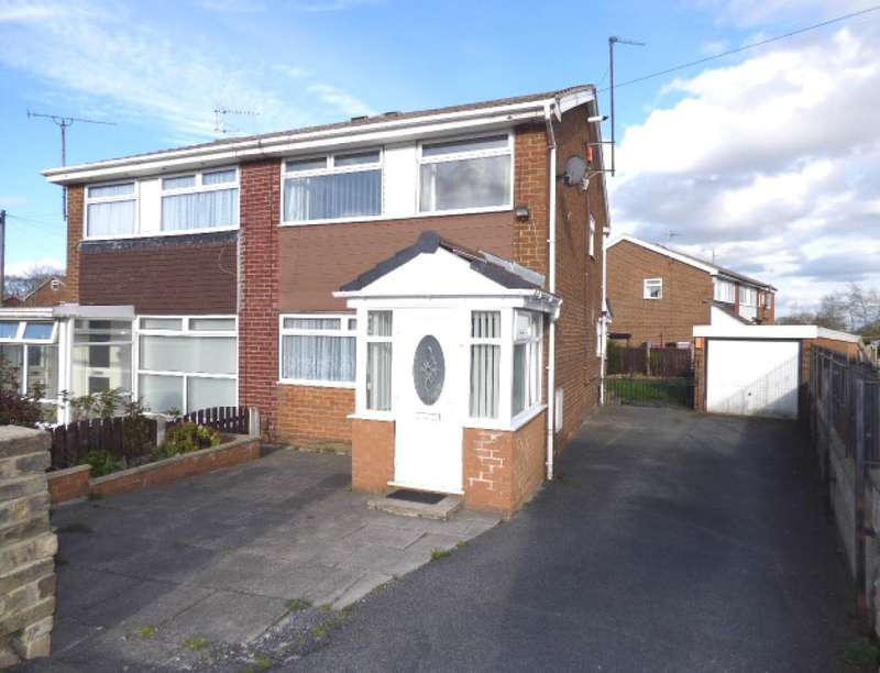 3 Bedrooms Semi Detached House for sale in Sandringham Road, Clayton, Bradford, BD14