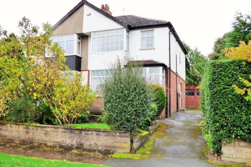 3 Bedrooms Semi Detached House for sale in Duchy Avenue, Bradford, BD9