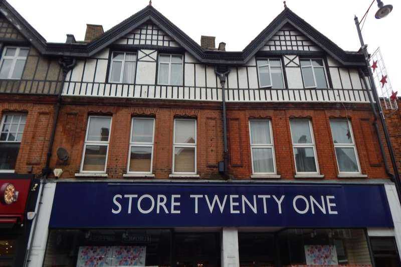 2 Bedrooms Flat for sale in Sidcup High Street, Sidcup, DA14