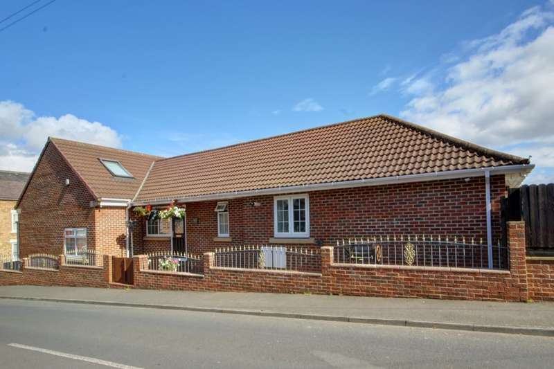 4 Bedrooms Detached Bungalow for sale in Nesham Place, Houghton Le Spring, DH5