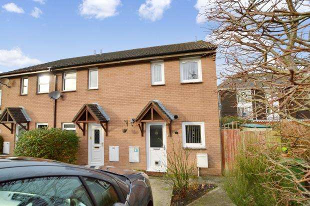 2 Bedrooms End Of Terrace House for sale in Kirkstall Close, Plymouth, Devon